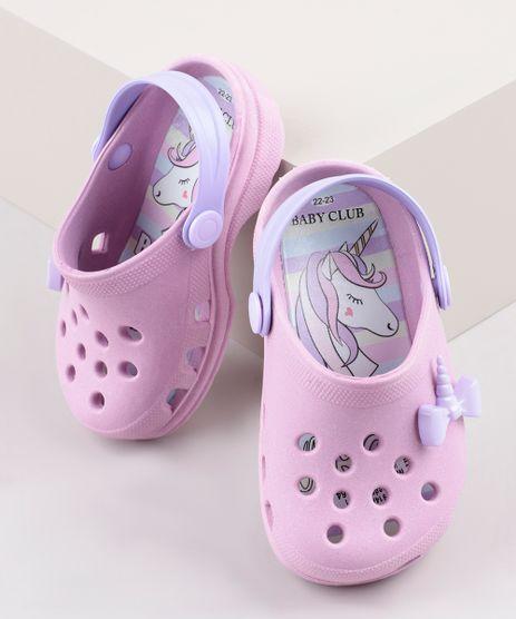 Babuche-Infantil-Unicornio--Lilas-9889364-Lilas_1