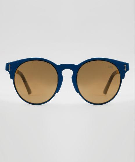 Oculos-de-Sol-Redondo-Feminino-Yessica-Azul-Escuro-9942197-Azul_Escuro_1