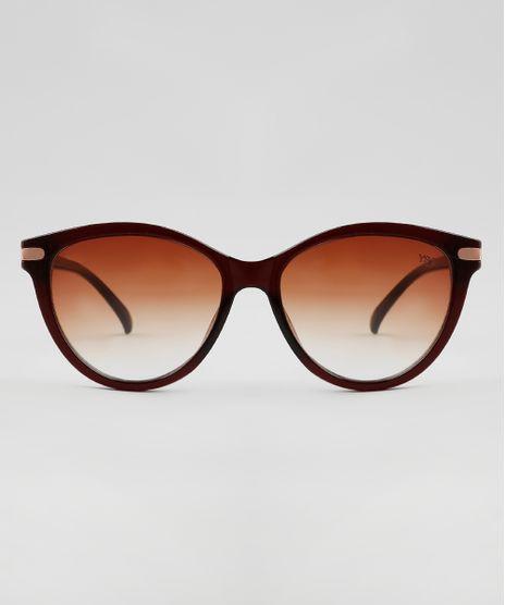 Oculos-de-Sol-Redondo-Feminino-Yessica-Marrom-9942299-Marrom_1