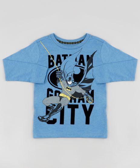 Camiseta-Infantil-Batman-Manga-Longa--Azul-9879367-Azul_1