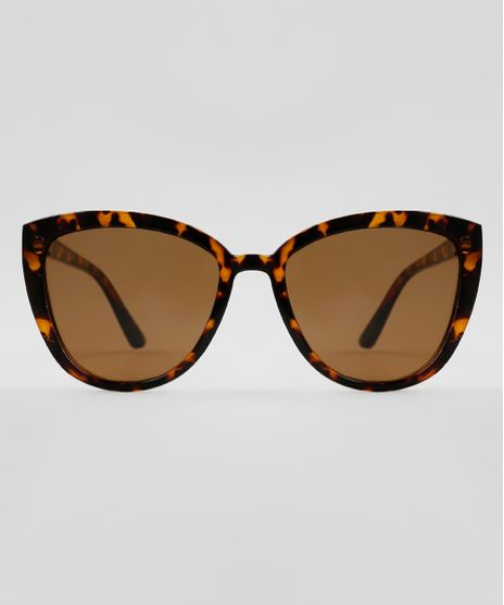 Oculos-de-Sol-Gatinho-Feminino-Yessica-Tartaruga-9942283-Tartaruga_1
