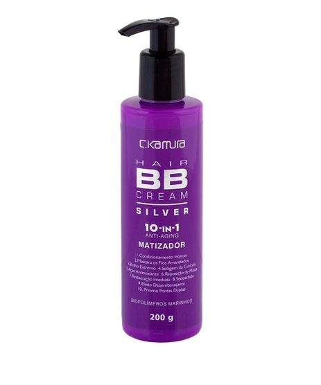 Hair-BB-Cream-C-Kamura-Silver-200-g-unico-9501260-Unico_1