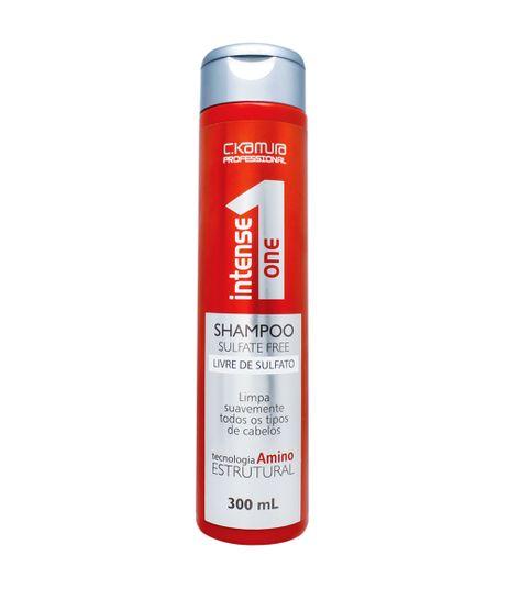 Shampoo-Sulfate-Free-Intense-One-C-Kamura-300-ml-unico-9501248-Unico_1