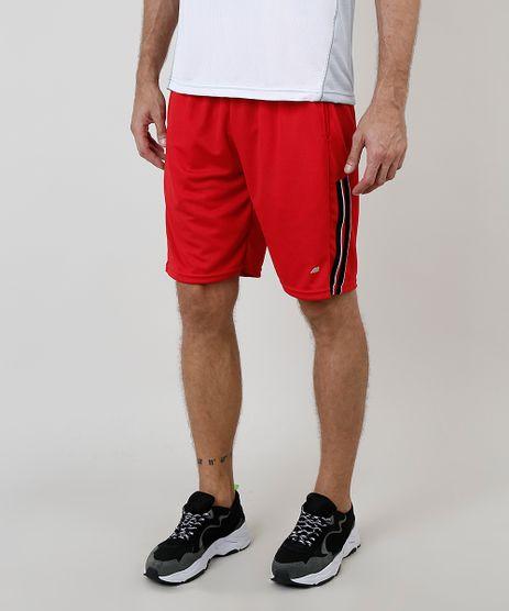 Bermuda-Masculina-Esportiva-Ace-com-Faixas-Laterais-Vermelha-9575652-Vermelho_1