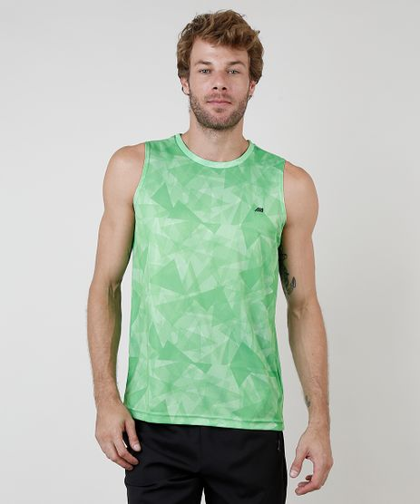 Regata-Masculina-Esportiva-Ace-Estampada-Geometrica-Gola-Careca-Verde-9871093-Verde_1