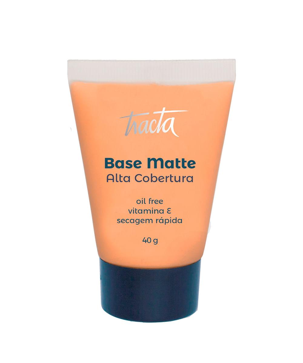 BASE MATTE ALTA COBERTURA 04C TRACTA único