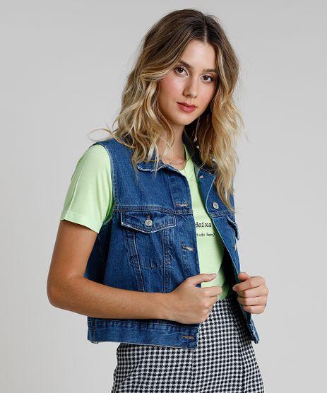 Colete-Jeans-Feminino-Cropped-Azul-Escuro-9885744-Azul_Escuro_1