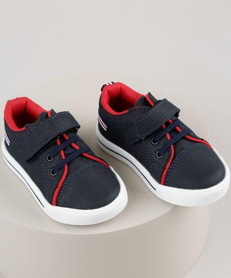 Tenis-Infantil-Baby-Club-com-Elastico-e-Velcro-Preto-9907890-Preto_1