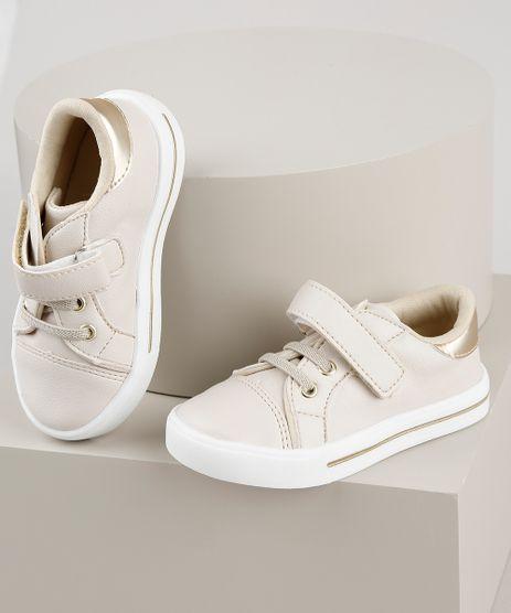 Tenis-Infantil-Baby-Club-com-Elastico-e-Velcro-Bege-Claro-9907888-Bege_Claro_1