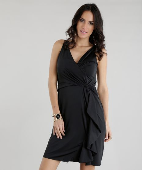 Vestido-com-Babado-Preto-8530150-Preto_1