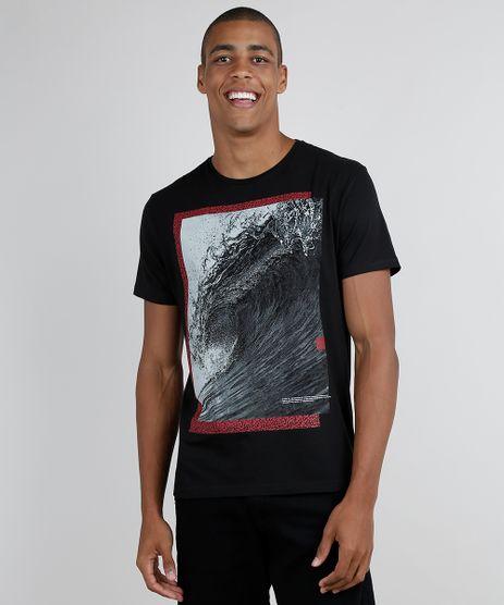 Camiseta-Masculina-Onda-Manga-Curta-Gola-Careca-Preta-9858423-Preto_1