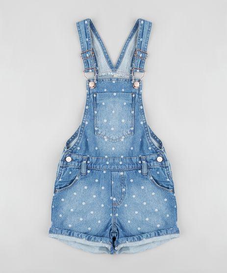 Jardineira-Jeans-Infantil-Estampada-de-Poa-Azul-Medio-9892646-Azul_Medio_1