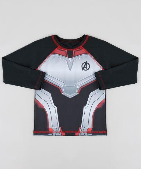Camiseta-de-Praia-Infantil-Os-Vingadores-Raglan-Manga-Longa-Preta-9867039-Preto_1