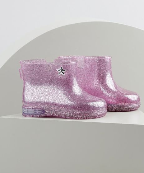 Bota-Galocha-Infantil-Baby-Club-com-Glitter-e-Luz-Rosa-9911302-Rosa_1