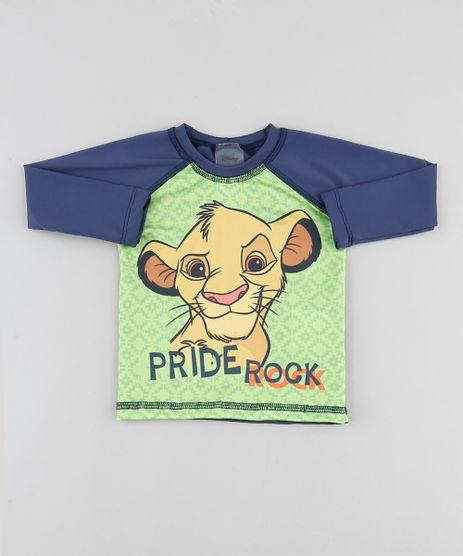 Camiseta-de-Praia-Infantil-Simba-O-Rei-Leao-Raglan-Manga-Longa-Azul-Marinho-9889233-Azul_Marinho_1