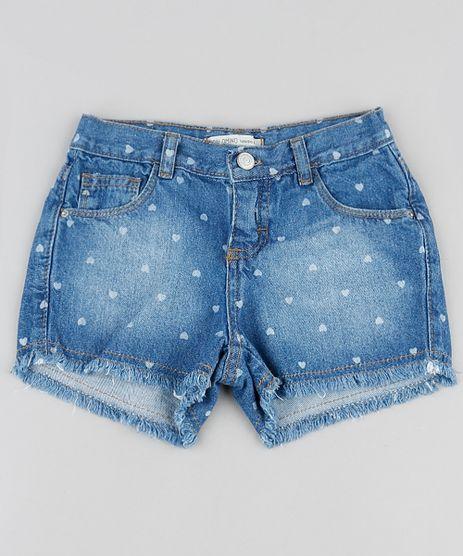 Short-Jeans-Infantil-Estampado-de-Coracoes-Azul-Medio-9932202-Azul_Medio_1