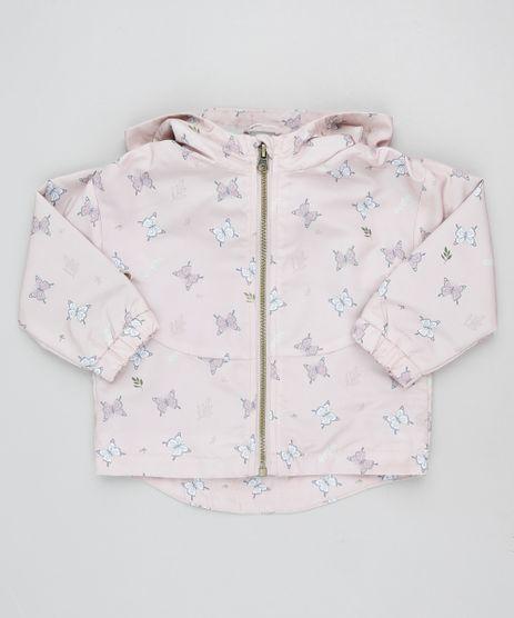 Jaqueta-Corta-Vento-Infantil-Estampada-de-Borboletas-Rose-9810480-Rose_1