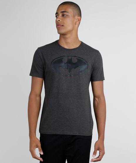 Camiseta-Masculina-Batman-Manga-Curta-Gola-Careca-Cinza-Mescla-Escuro-9738708-Cinza_Mescla_Escuro_1