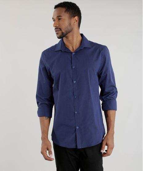 Camisa-Slim-Listrada-Azul-Marinho-8456831-Azul_Marinho_1