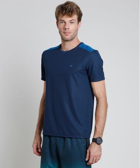 Camiseta-Masculina-Esportiva-Ace-com-Recorte-Manga-Curta-Gola-Careca-Azul-Marinho-9779557-Azul_Marinho_1