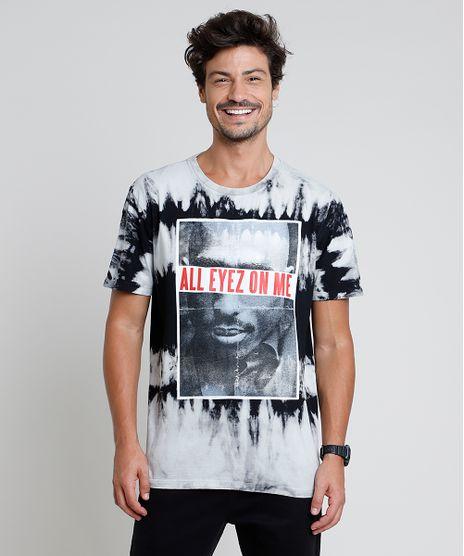 Camiseta-Masculina-Tupac-Estampada-Tie-Dye-Manga-Curta-Gola-Careca-Preta-9875262-Preto_1