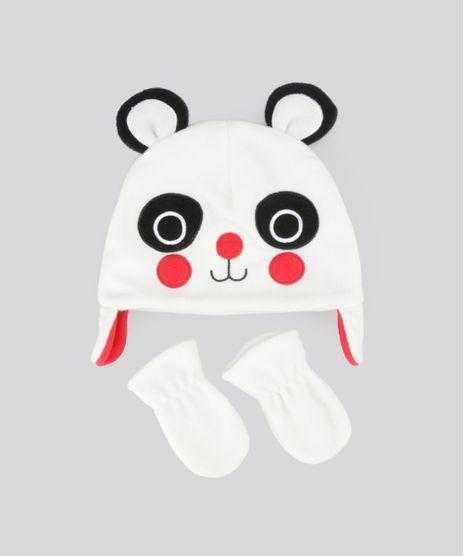 Kit-de-Gorro---Luva--Panda--em-Plush-Off-White-8489951-Off_White_1