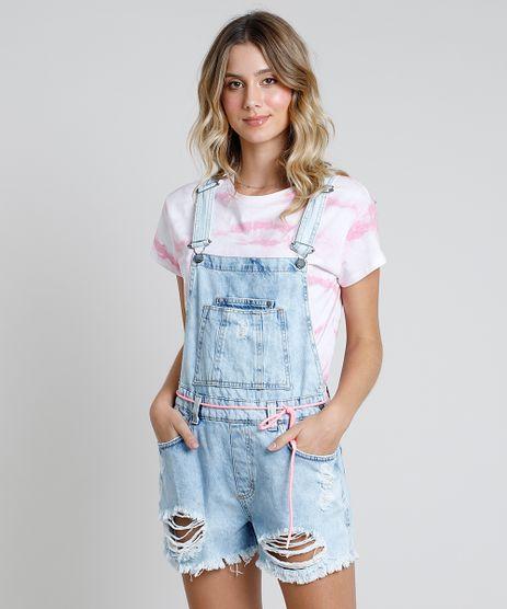 Jardineira-Jeans-Feminina-Destroyed-com-Cadarco-Azul-Claro-9885748-Azul_Claro_1