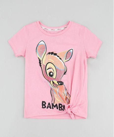 Blusa-Infantil-Bambi-com-No-Manga-Curta-Rosa-9827994-Rosa_1