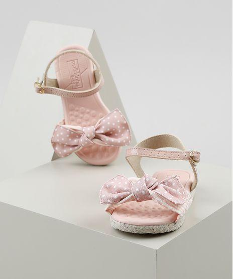 Sandalia-Infantil-Molekinha-com-Laco-Estampado--Rosa-9824890-Rosa_1