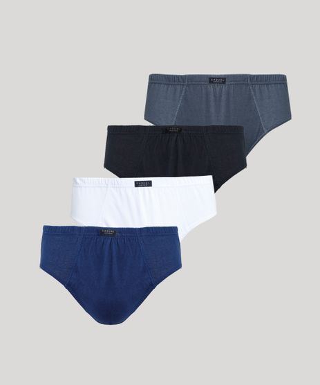 Kit-de-4-Cuecas-Masculinas-Slip-Multicor-9917272-Multicor_1