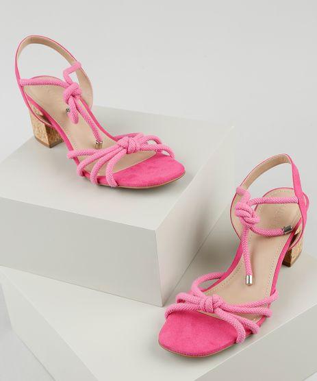 Sandalia-Feminina-Oneself-Salto-Medio-Grosso-com-Corda-e-No-Pink-9928684-Pink_1