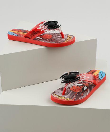 Chinelo-Infantil-Ipanema-Homem-Aranha-Vermelho-9925102-Vermelho_1