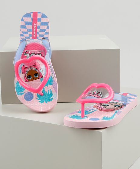 Chinelo-Infantil-Ipanema-LOL-Surprise-Summer-Rosa-Claro-9925089-Rosa_Claro_1