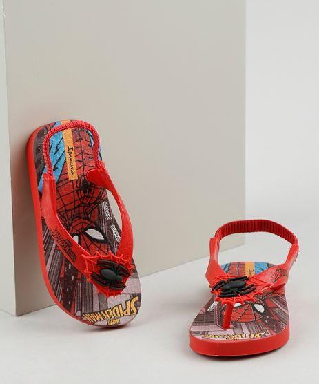 Chinelo-Infantil-Ipanema-Homem-Aranha-com-Elastico-Vermelho-9925114-Vermelho_1