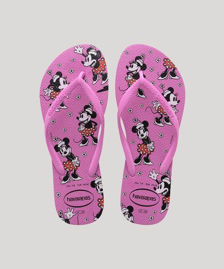 Chinelo-Feminino-Havaianas-Slim-Minnie-Estampado-Pink-9666967-Pink_1