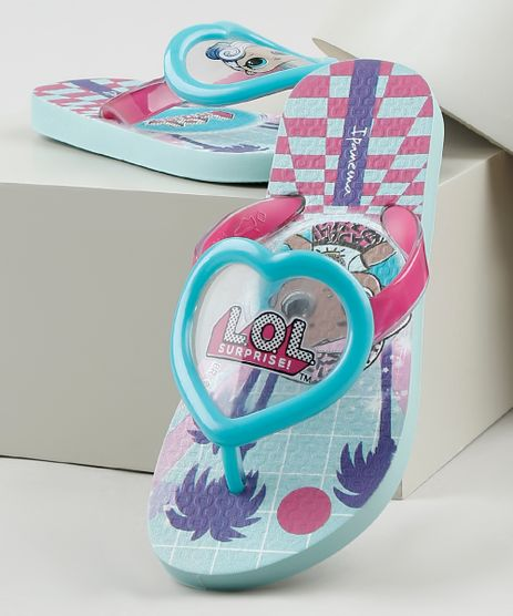 Chinelo-Infantil-Ipanema-LOL-Surprise-Summer-Verde-Agua-9925090-Verde_Agua_1