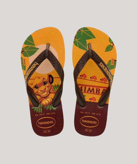 Chinelo-Infantil-Havaianas-O-Rei-Leao-Estampado-Simba-Amarelo-9918362-Amarelo_1