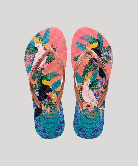 Chinelo-Feminino-Havaianas-Slim-Tropical-Estampado-de-Bichos-Rosa-Escuro-9917875-Rosa_Escuro_1