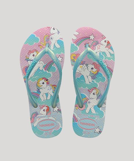Chinelo-Feminino-Havaianas-Slim-Estampado-My-Little-Pony-Branco-9918382-Branco_1