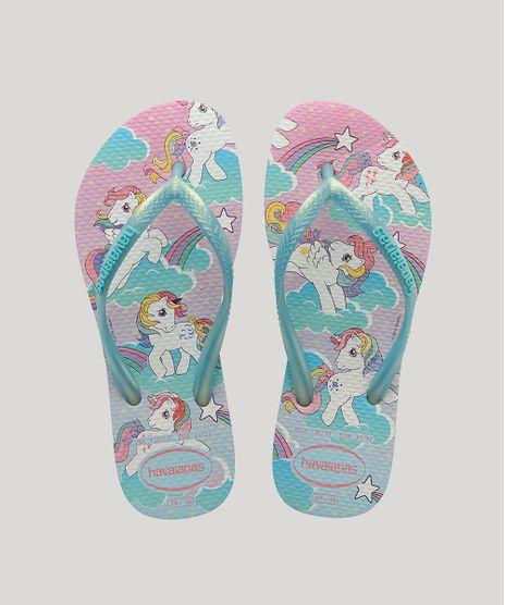 Chinelo-Feminino-Havaianas-Slim-Estampado-My-Little-Pony-Branco-9918382-Branco_1