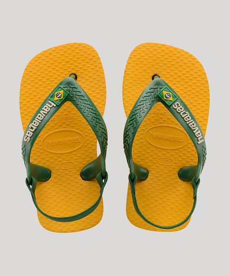 Chinelo-Infantil-Havaianas-New-Baby-Brasil-Logo-com-Elastico-Amarelo-9918393-Amarelo_1