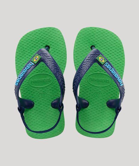 Chinelo-Infantil-Havaianas-New-Baby-Brasil-Logo-com-Elastico-Verde-9918395-Verde_1