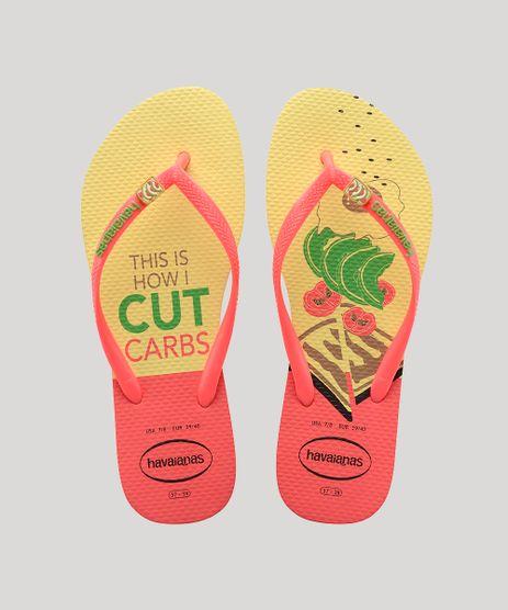 Chinelo-Feminino-Havaianas-Slim-Cool--This-is-How-I-Cut-Carbs--Amarelo-9917867-Amarelo_1
