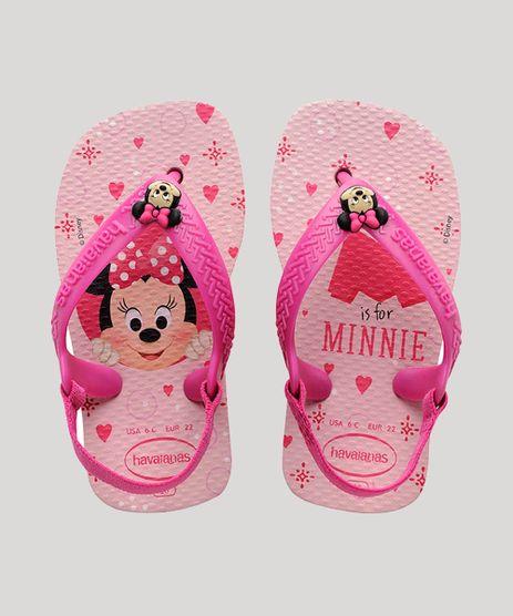 Chinelo-Infantil-Havaianas-New-Baby-Disney-Classics-Minnie-com-Elastico-Rosa-9918400-Rosa_1