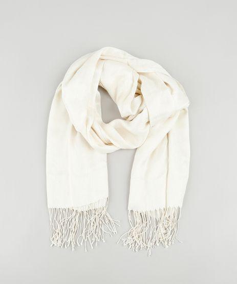 Lenco-Feminino-Acetinado-com-Franjas-Off-White-9841642-Off_White_1