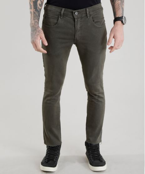 99bc7ed3f Calças Jeans Masculinas, Social, Sarja e Mais - C&A