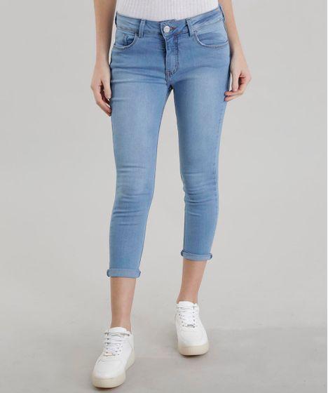 65b9c7c8e Calca-Jeans-Cropped-Azul-Claro-8606960-Azul_Claro_1 ...