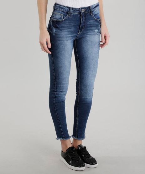 Calca-Jeans-Cigarrete-Azul-Medio-8606220-Azul_Medio_1