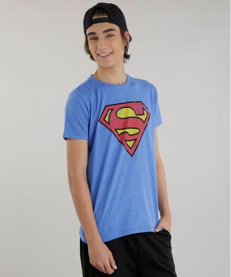 Camiseta-Super-Homem-Azul-8618985-Azul_1