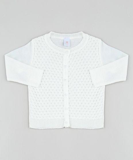Cardigan-Infantil-em-Trico-com-Bolsos-Off-White-9916717-Off_White_1